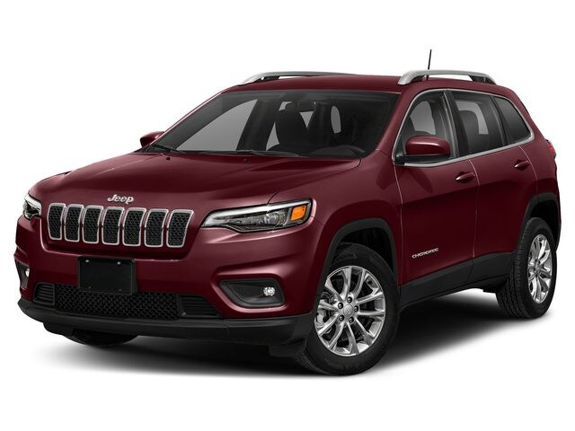 2018 Jeep Patriot Replaced With The New Compass >> New 2018 2019 Jeep Suv In Kernersville Nc Cherokee