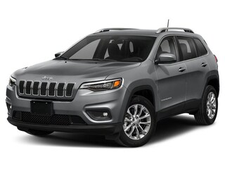 New cars, trucks, and SUVs 2020 Jeep Cherokee LATITUDE 4X4 Sport Utility for sale near you in Somerset, PA