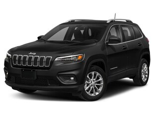 2020 Jeep Cherokee Cherokee Upland 4X4 Sport Utility