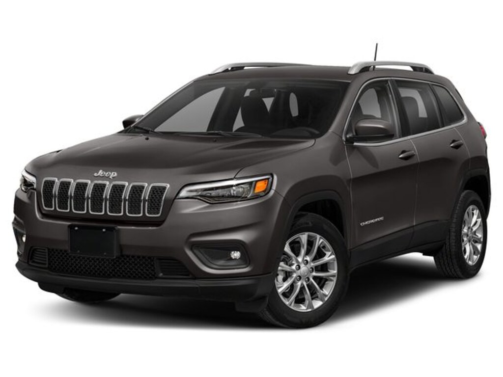 New 2020 Jeep Cherokee LATITUDE PLUS 4X4 For Sale in