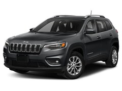New 2020 Jeep Cherokee LATITUDE PLUS 4X4 Sport Utility in Saranac Lake, NY