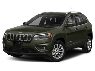 2020 Jeep Cherokee Cherokee Latitude Plus 4X4 Sport Utility
