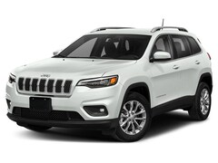 New 2020 Jeep Cherokee LATITUDE PLUS 4X4 Sport Utility for sale in Effingham, IL at Goeckner Bros., Inc.