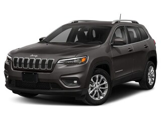 New 2020 Jeep Cherokee LIMITED 4X4 Sport Utility in Elma, NY