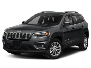 Used 2020 Jeep Cherokee Limited SUV near Harrisburg