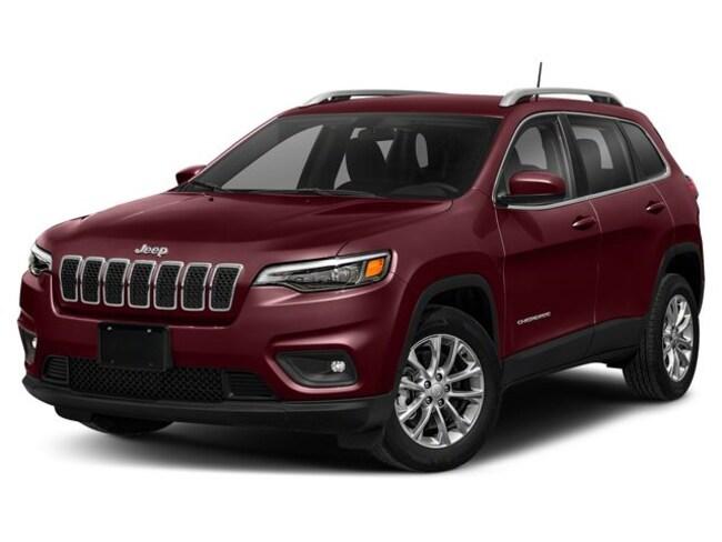 New 2020 Jeep Cherokee LIMITED 4X4 Sport Utility in Saranac Lake, NY