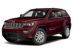 New 2020 Jeep Grand Cherokee LAREDO E 4X4 Sport Utility for Sale in Rochester, NH, at Poulin Chrysler Dodge Jeep Ram