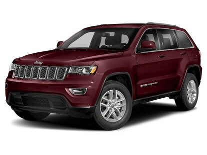 New 2020 Jeep Grand Cherokee ALTITUDE 4X4 For Sale