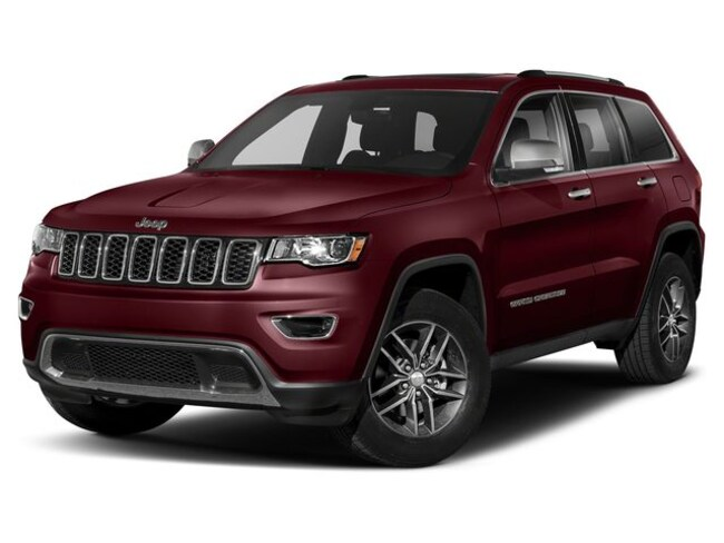 New 2020 Jeep Grand Cherokee LIMITED 4X4 Sport Utility Grand Forks, ND