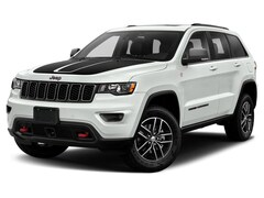 New 2020 Jeep Grand Cherokee TRAILHAWK 4X4 Sport Utility for Sale in Madison, WI, at Don Miller Dodge Chrysler Jeep Ram Fiat