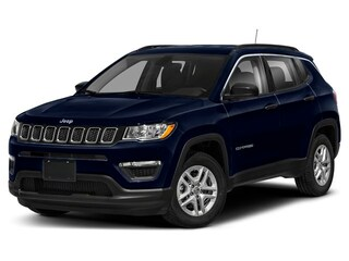 New 2020 Jeep Compass Latitude SUV
