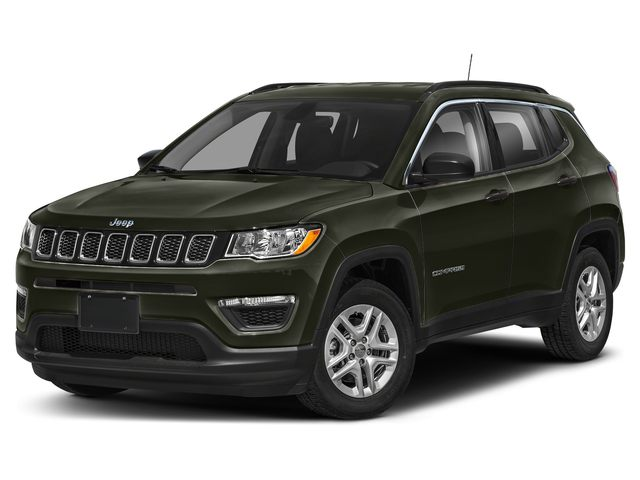 New 2020 Jeep Compass Latitude Sold SUV for sale in Vermont