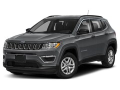 2020 Jeep Compass Latitude FWD SUV