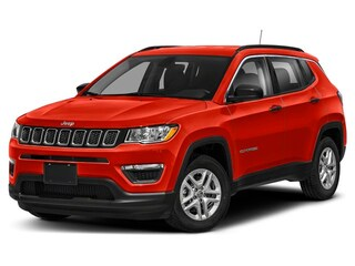 New cars, trucks, and SUVs 2020 Jeep Compass SPORT 4X4 Sport Utility for sale near you in Somerset, PA