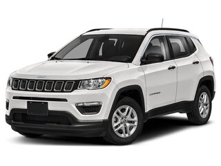 New 2020 Jeep Compass LATITUDE 4X4 Sport Utility for sale near Toledo