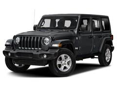 New 2020 Jeep Wrangler UNLIMITED SPORT ALTITUDE 4X4 Sport Utility 1C4HJXDN3LW154251 serving Morristown TN
