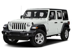2020 Jeep Wrangler UNLIMITED SPORT 4X4 Sport Utility