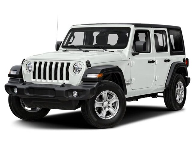 New 2020 Jeep Wrangler UNLIMITED SPORT ALTITUDE 4X4 Sport Utility in Uniontown