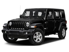 New 2020 Jeep Wrangler UNLIMITED SPORT 4X4 Sport Utility for sale near Charlotte, NC