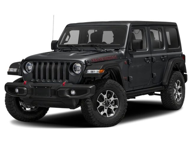 New 2020 Jeep Wrangler UNLIMITED RUBICON 4X4 Sport Utility Santa Fe, NM