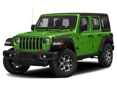 New 2020 Jeep Wrangler UNLIMITED RUBICON 4X4 Sport Utility Utica NY