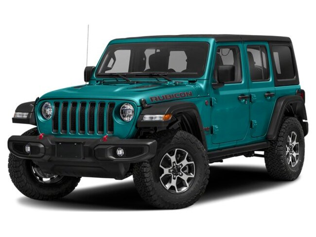2020 Jeep Wrangler UNLIMITED RUBICON 4X4 Sport Utility