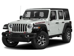 New 2020 Jeep Wrangler UNLIMITED RUBICON 4X4 Sport Utility for Sale in Princeton, NJ