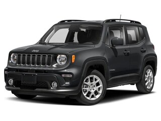 New 2020 Jeep Renegade LATITUDE FWD Sport Utility for sale in Cartersville, GA