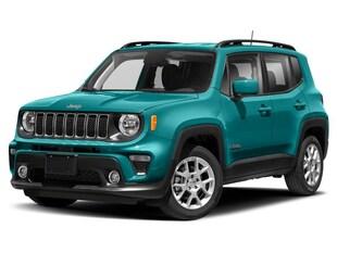 2020 Jeep Renegade Latitude FWD SUV