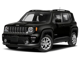 New 2020 Jeep Renegade ALTITUDE FWD Sport Utility for sale in Cartersville, GA