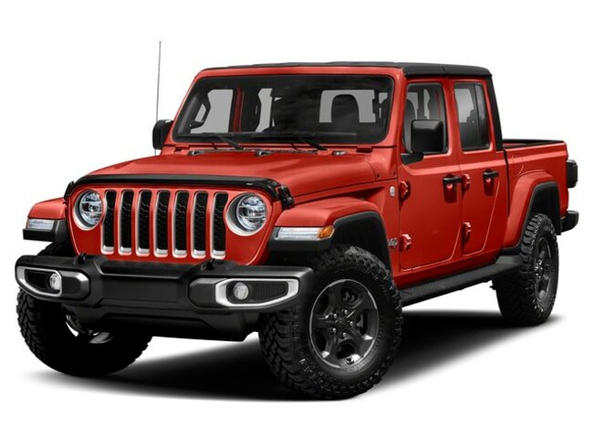 New 2020 Jeep Gladiator OVERLAND 4X4 Crew Cab For Sale/Lease West Palm Beach, Florida