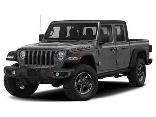 New 2020 Jeep Gladiator RUBICON 4X4 Crew Cab