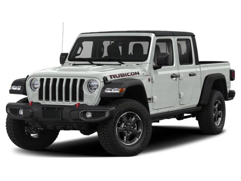 New 2020 Jeep Gladiator Rubicon For Sale In Orange County