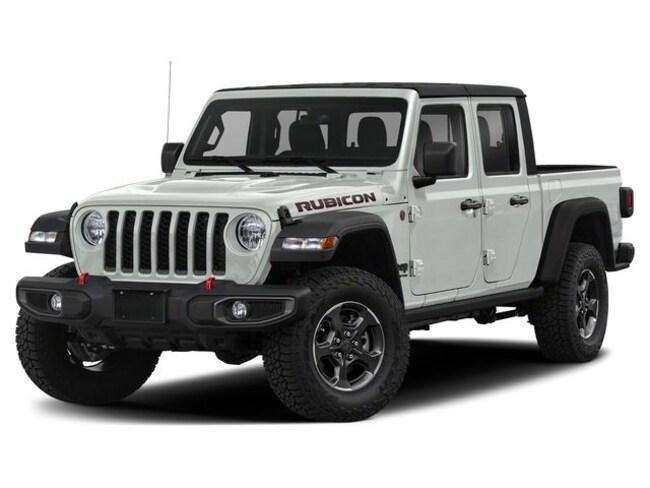2020 Jeep Gladiator RUBICON 4X4 Crew Cab 4x4