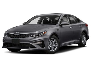 New 2020 Kia Optima LX Sedan in Conshohocken, PA