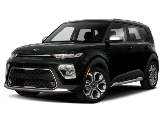 New 2020 Kia Soul LX Hatchback for sale in Johnston, RI