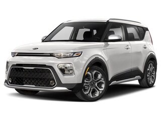 New 2020 Kia Soul LX Hatchback For Sale In Lowell, MA