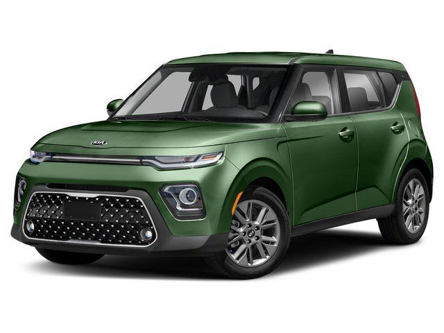 2020 Kia Soul Wagon