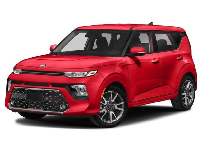 New 2020 Kia Soul GT-Line 2.0L Hatchback Burlington, MA