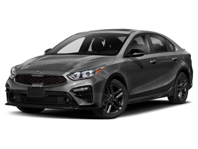 New 2020 Kia Forte GT-Line Sedan in Temple Hills, MD