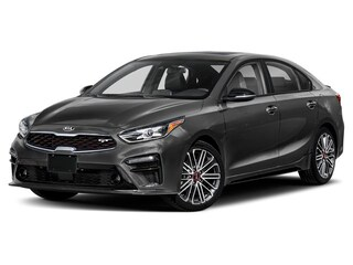 New 2020 Kia Forte GT Sedan 3KPF44AC6LE162953 in Redding, CA