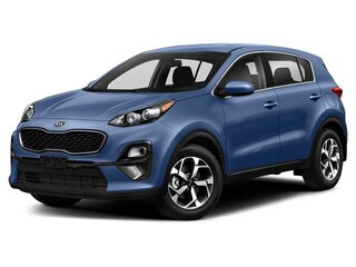 New 2020 Kia Sportage LX SUV in Mechanicsburg, PA
