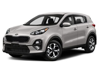 New 2020 Kia Sportage LX SUV for sale near you in Framingham, MA
