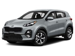 New 2020 Kia Sportage LX SUV for Sale near Chicago at World Kia Joliet