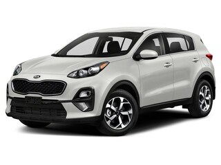 New 2020 Kia Sportage LX SUV KNDPMCAC5L7762555 in Redding, CA