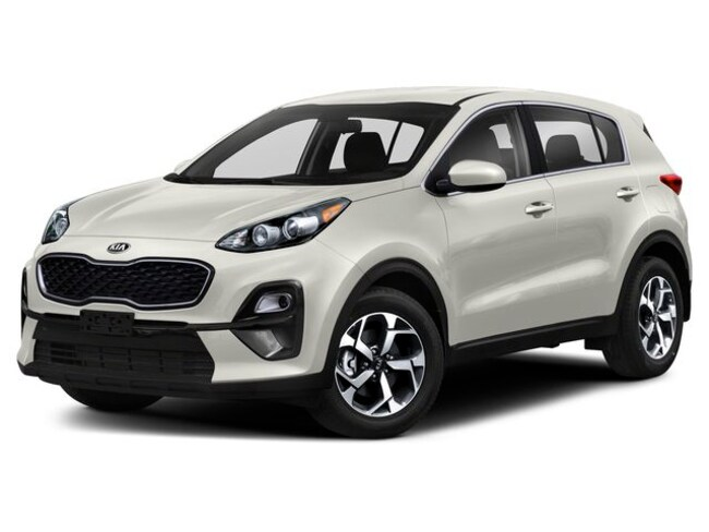 New 2020 Kia Sportage S SUV for sale in Johnston, RI