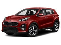 New 2020 Kia Sportage For Sale in Fargo