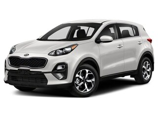 Picture of a  2020 Kia Sportage EX SUV For Sale In Lowell, MA