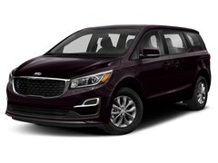 New 2020 Kia Sedona LX Van Passenger Van for Sale near Chicago at World Kia Joliet