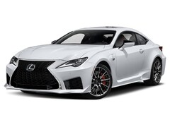 2020 LEXUS RC F Track Edition Track Coupe